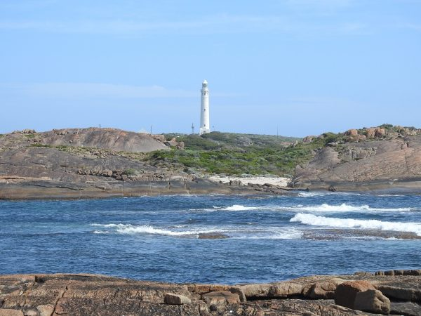 hiking to Cape Leeuwin Lughthouse