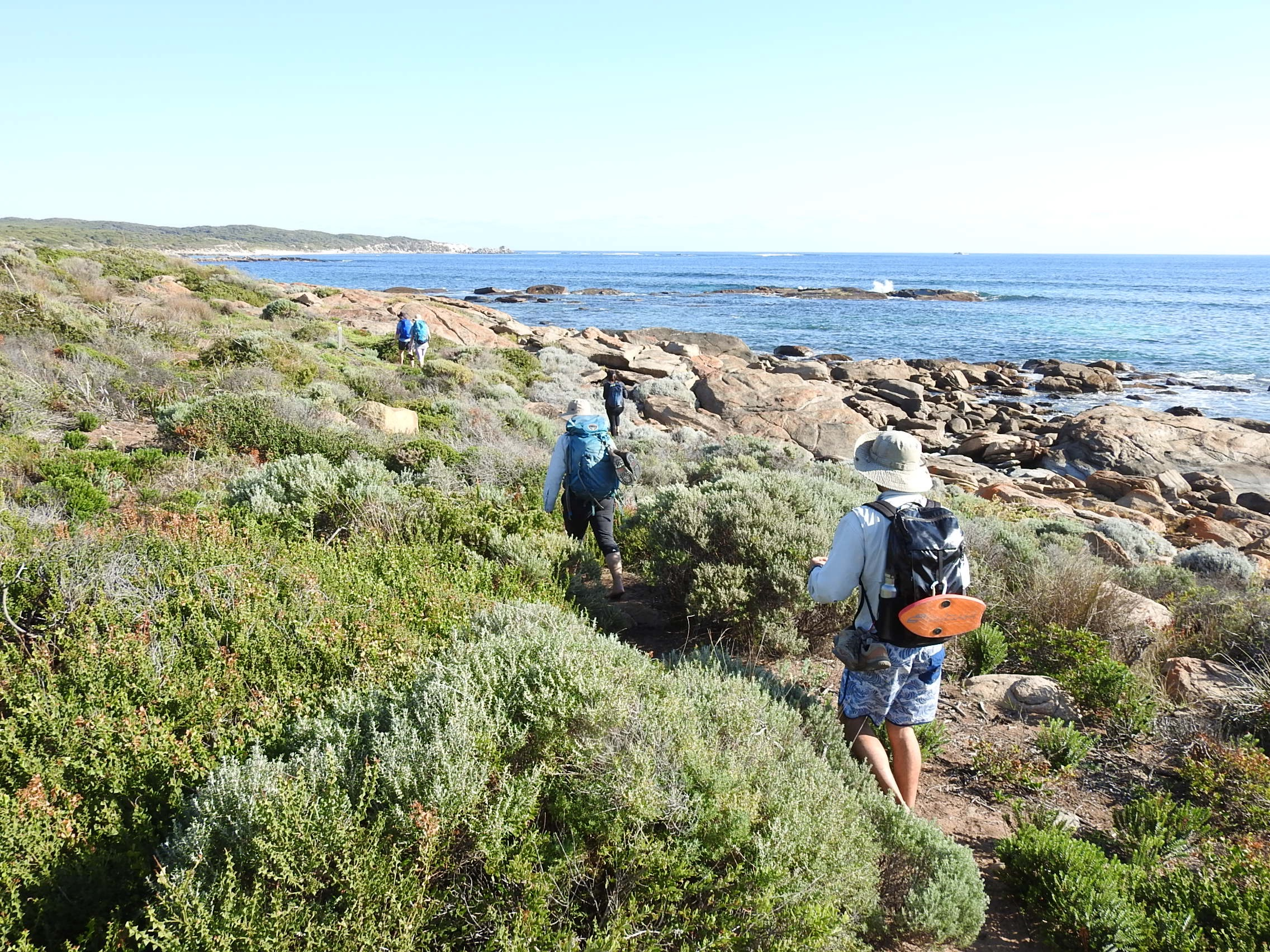 walks in Margaret River