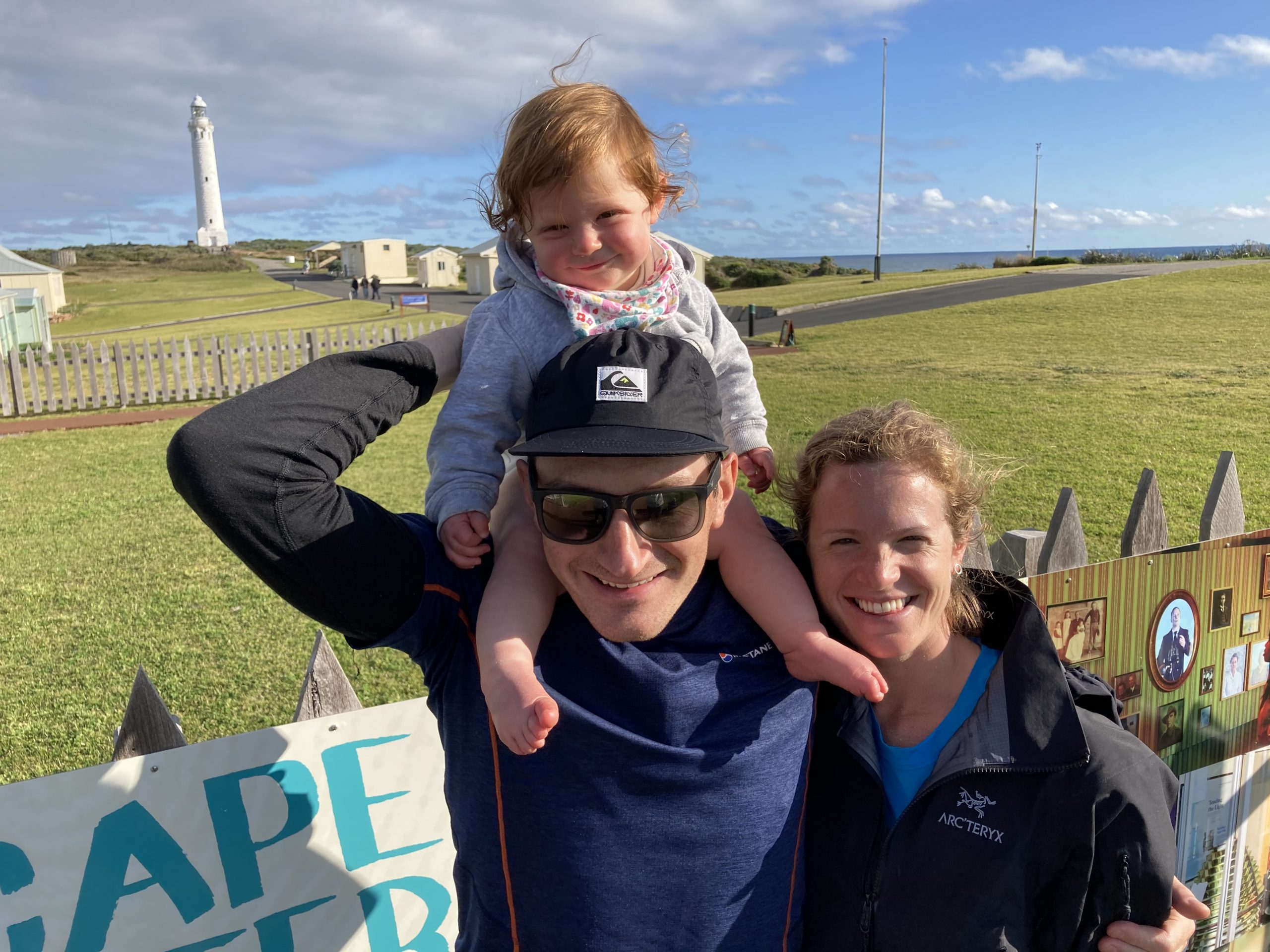 Hiking the Cape to Cape Track with a baby